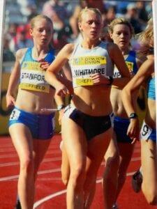 Hannah Doran track runner