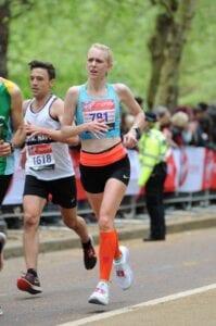 Hannah Doran London Marathon